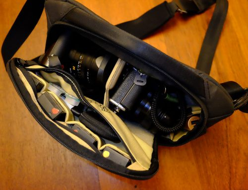 The 'Which' Camera Bag Dilemma